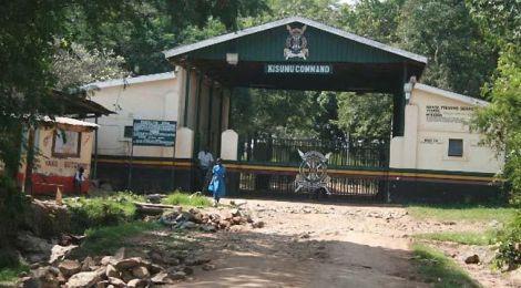 Kodiaga prison in Kisumu