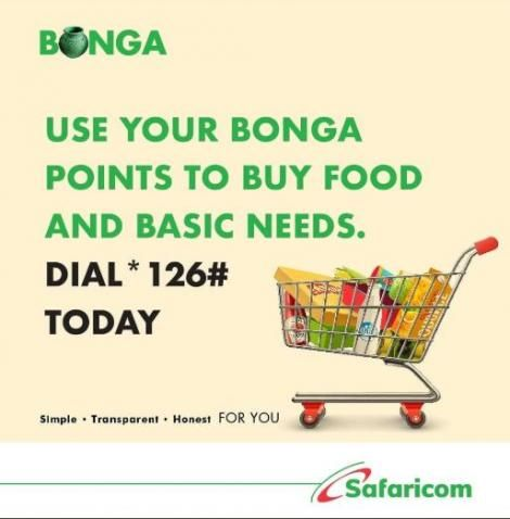 Customers can continue using Bonga Points to buy goods and services as well as donate to those in need until 3rd June 2020.