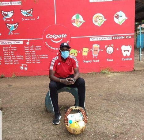 An image of Musa Otieno