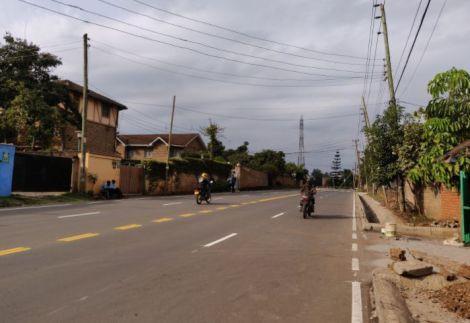 Matumbato Raod in Nairobi