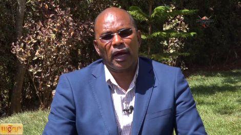 Mbeere South MP Geoffrey Kingagi Muturi