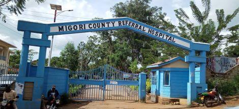 Migori County Referral Hospital