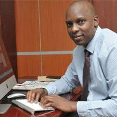 File image of David Mugonyi, Communication Secretary in the Office of the Deputy President