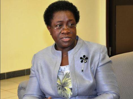 Prof. Mabel Imbuga Chairperson, NACADA