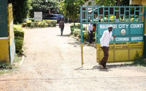 Nairobi City mortuary