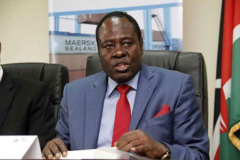 The late Nyeri Governor Nderitu Gachagua