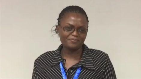 An image of Pauline Oginga