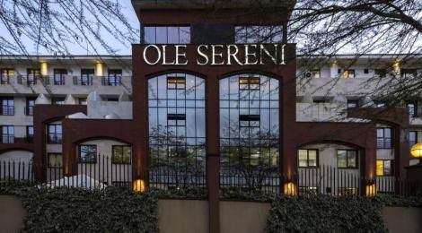 Ole Sereni Hotel building located along Mombasa Road.