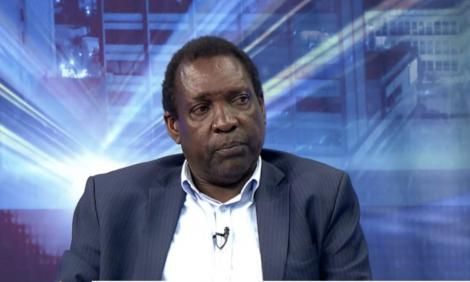 Professor Herman Manyora. He has signed a one-year deal with TV47.