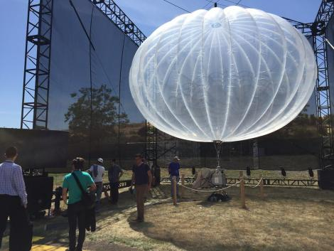 Alphabet shuts Internet balloon project Loon