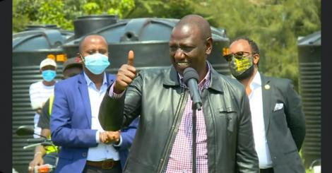An image of William Ruto