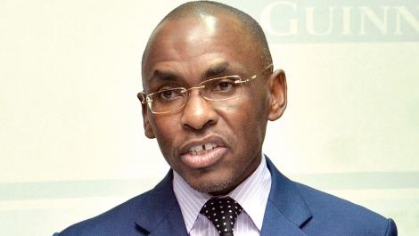 Safaricom CEO, Peter Ndegwa.