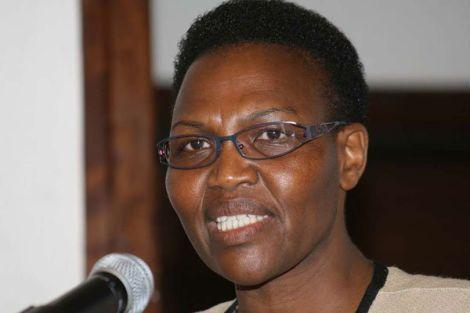 Kenyan Ambassador to China, Sarah Serem