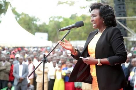 An image of Gladys Shollei