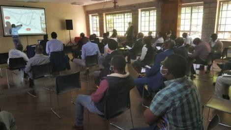 Stakeholders consultation on the proposed construction of Valley road- Kenyatta avenue-Ngong road-Nyerere road interchange