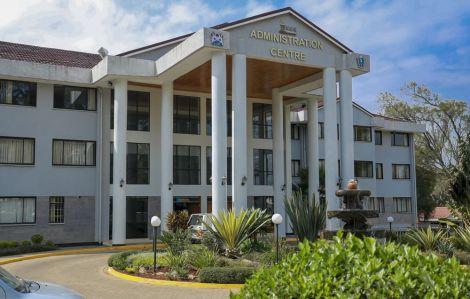 The Kenya School of Government located in Lower Kabete, Nairobi.