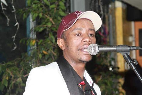 The late Mugithi singer Salim Major