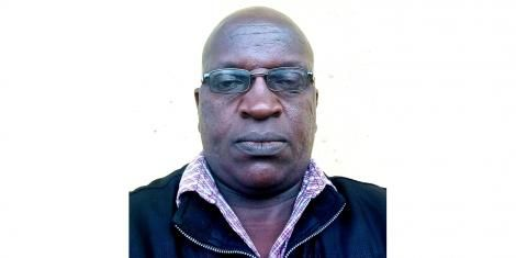 The late Reuben Githinji who was attached to The Star Newspaper