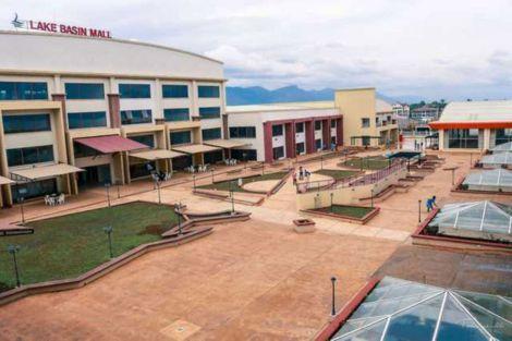 The troubled Lake Basin Development Authority (LBDA) Mall in Kisumu