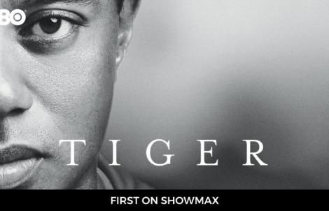 Two-part Tiger documentary streaming on Showmax.