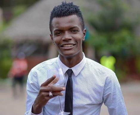 File image of Tyler 'Baha' Mbaya