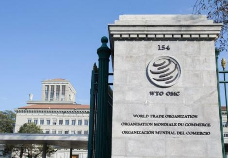WTO headquarters at Geneva Switzerland.