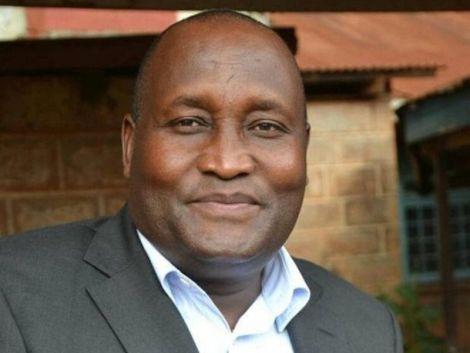 The late Nyeri GovernorWahome Gakuru