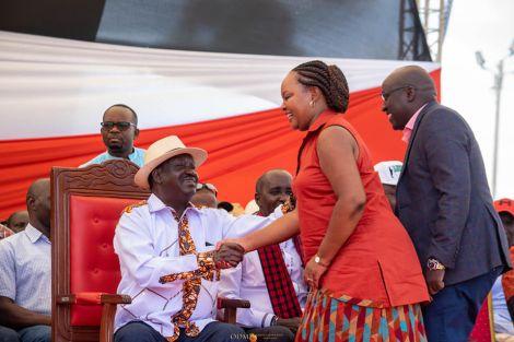 Waiguru praises her husband Kamotho, Waiguru praises her husband Kamotho Waiganjo for leading a robust defense, Diaspora Messenger News Media, Diaspora Messenger News Media