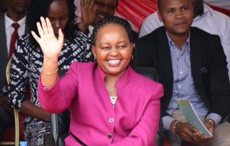 Kirinyaga Governor Anne Waiguru