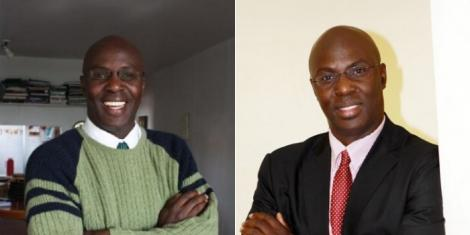 A photo collage of former NTV and KBC anchor, the late Ken Walibora