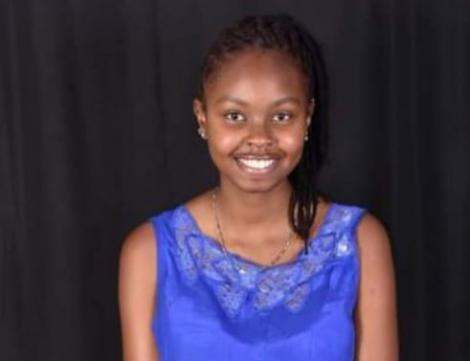 Kenyan lawyer Angela Gitahi