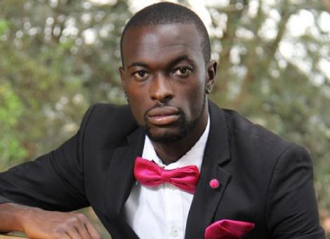 Anthony Ashioya who plays the role of Tekno in Citizen TV's Maria Series.