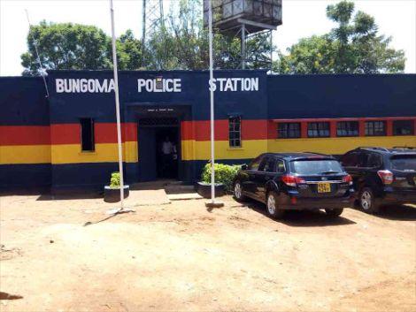 Bungoma Police Station