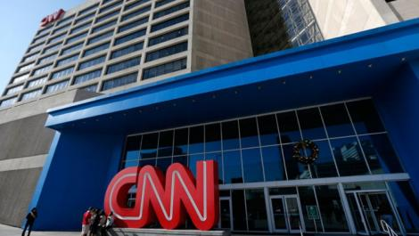 CNN headquarters in Atlanta, US