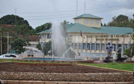 The County Government of Kakamega