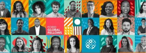 Ford Global fellows 2020.