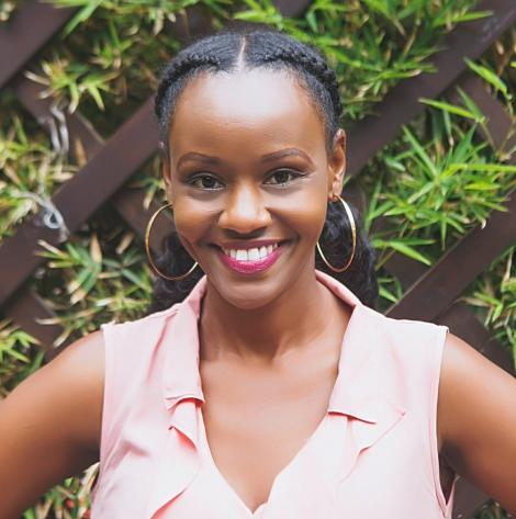A file photo of actress Wamwirua Musoke
