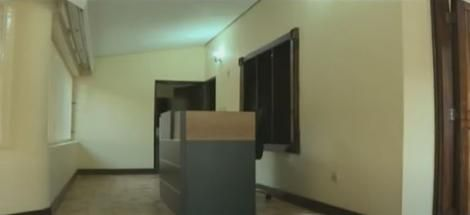 Inside Jubilee Asili Centre as seen on Friday, June 19, 2020