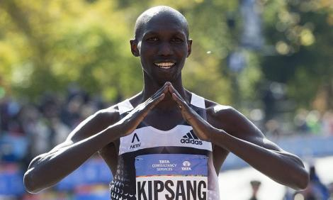 Marathoner Wilson Kipsang is a bronze medallist in the marathon at the 2012 Summer Olympics.