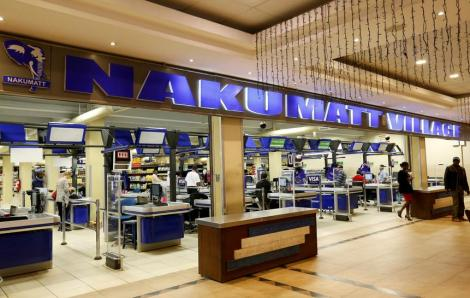 File photo of now-defunct Nakumatt outlet.