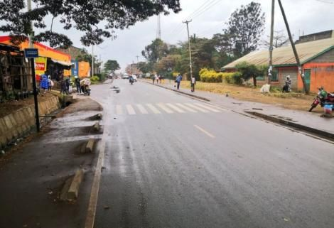 Councillor Opundo Road in Dandora