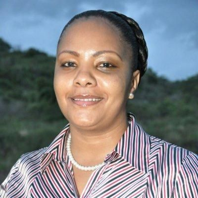 Geothermal Development Corporation (GDC) Chief Officer Pauline Sheghu