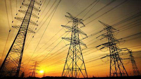 A power transmission line