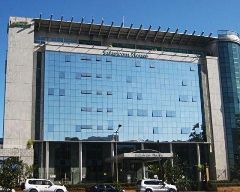 Safaricom Headquarters.