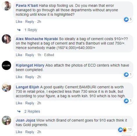 Reactions to Nandi Governor Stephen Sang