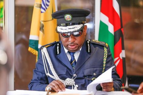 Nairobi Governor Mike Mbuvi Sonko rejects the Nairobi City County Appropriation Bill, 2020 on Thursday, October 15.