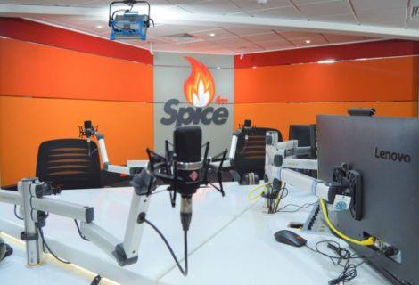 Spice FM studio