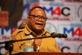 Tanzanian Politician Tundu Lissu. He is the one who started the conversation about the President missing from the public.
