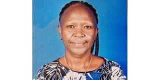 Jennifer Itumbi Wambua who went missing on Friday, march 12 2021.