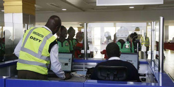 Hundreds of Chinese Flee Kenya [VIDEO]